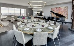 Incredibly Chic Dining Room Ideas By DrakeAnderson