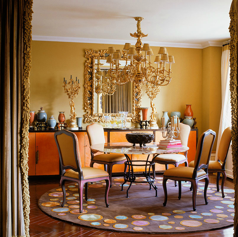 Get Inspired By These Wonderful Traditional Dining Room Ideas dining room ideas Get Inspired By These Wonderful Traditional Dining Room Ideas Incredibly Chic Dining Room Ideas By DrakeAnderson 8