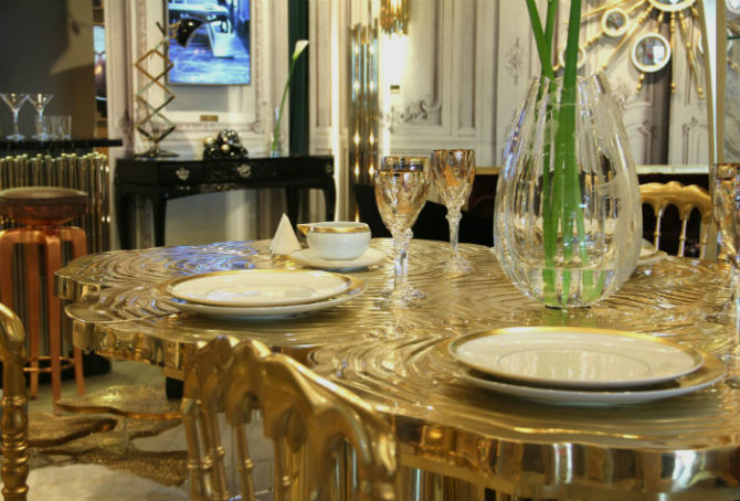 The Best Dining Room Ideas From ICFF 2016 Exhibitors ICFF 2016 Exhibitors The Best Dining Room Ideas From ICFF 2016 Exhibitors The Best Dining Room Ideas From ICFF 2016 Exhibitors 4