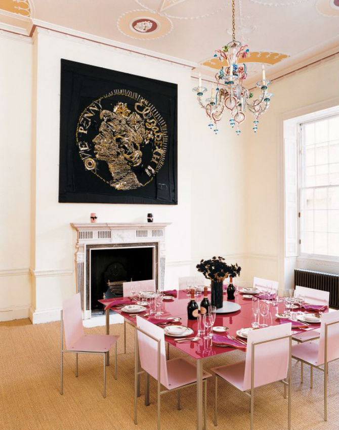 The Most Luxury Dining Room Decors by Vogue luxury dining room The Most Luxury Dining Room Decors by Vogue The Most Luxury Dining Room Decors by Vogue 4