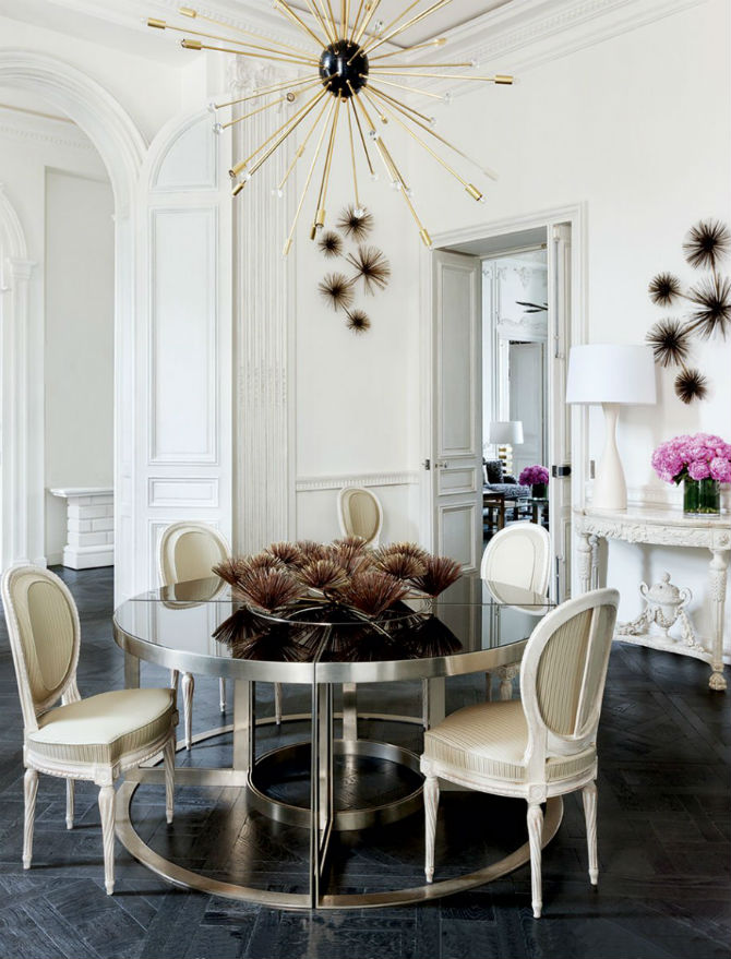 The Most Luxury Dining Room Decors by Vogue luxury dining room The Most Luxury Dining Room Decors by Vogue The Most Luxury Dining Room Decors by Vogue 6