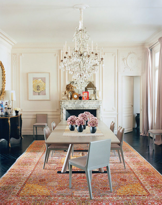 The Most Luxury Dining Room Decors by Vogue luxury dining room The Most Luxury Dining Room Decors by Vogue The Most Luxury Dining Room Decors by Vogue 7