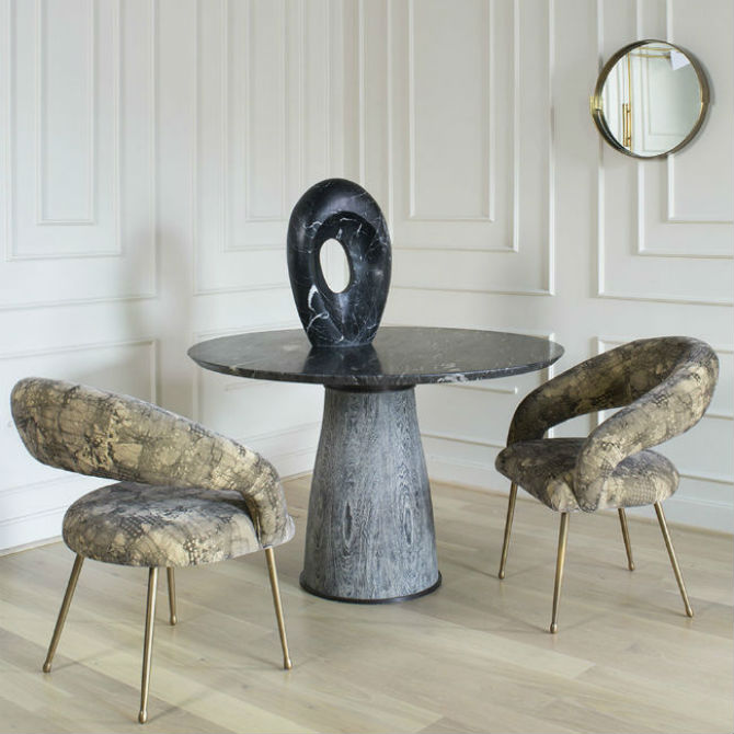 The Most Sophisticated Dining Room Furniture By Kelly Wearstler Dining Room Furniture The Most Sophisticated Dining Room Furniture By Kelly Wearstler The Most Sophisticated Dining Room Furniture By Kelly Wearstler 4
