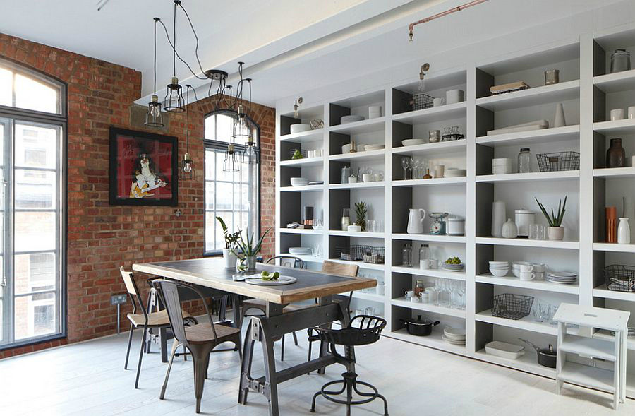 10 Ideas To Create A Trendy Industrial Dining Room Decor dining room design 10 Ideas To Create A Trendy Industrial Dining Room Design 10 Ideas To Create A Trendy Industrial Dining Room Design 2