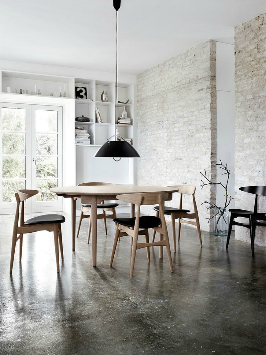 10 Ideas To Create A Trendy Industrial Dining Room Design dining room design 10 Ideas To Create A Trendy Industrial Dining Room Design 10 Ideas To Create A Trendy Industrial Dining Room Design 4