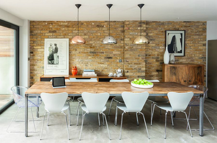10 Ideas To Create A Trendy Industrial Dining Room Design dining room design 10 Ideas To Create A Trendy Industrial Dining Room Design 10 Ideas To Create A Trendy Industrial Dining Room Design 6