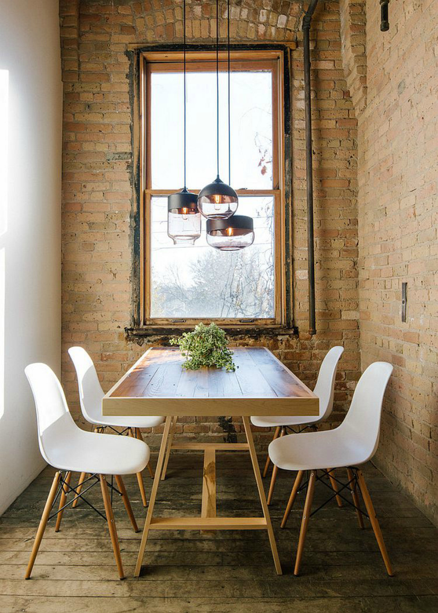 10 Ideas To Create A Trendy Industrial Dining Room Design dining room design 10 Ideas To Create A Trendy Industrial Dining Room Design 10 Ideas To Create A Trendy Industrial Dining Room Design 7