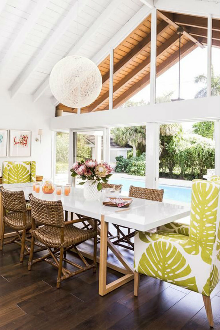 7 Beach Houses With The Most Dreamy Dining Room Ideas dining room sets 7 Beach Houses With The Most Dreamy Dining Room Sets 7 Beach Houses With The Most Dreamy Dining Room Sets 7