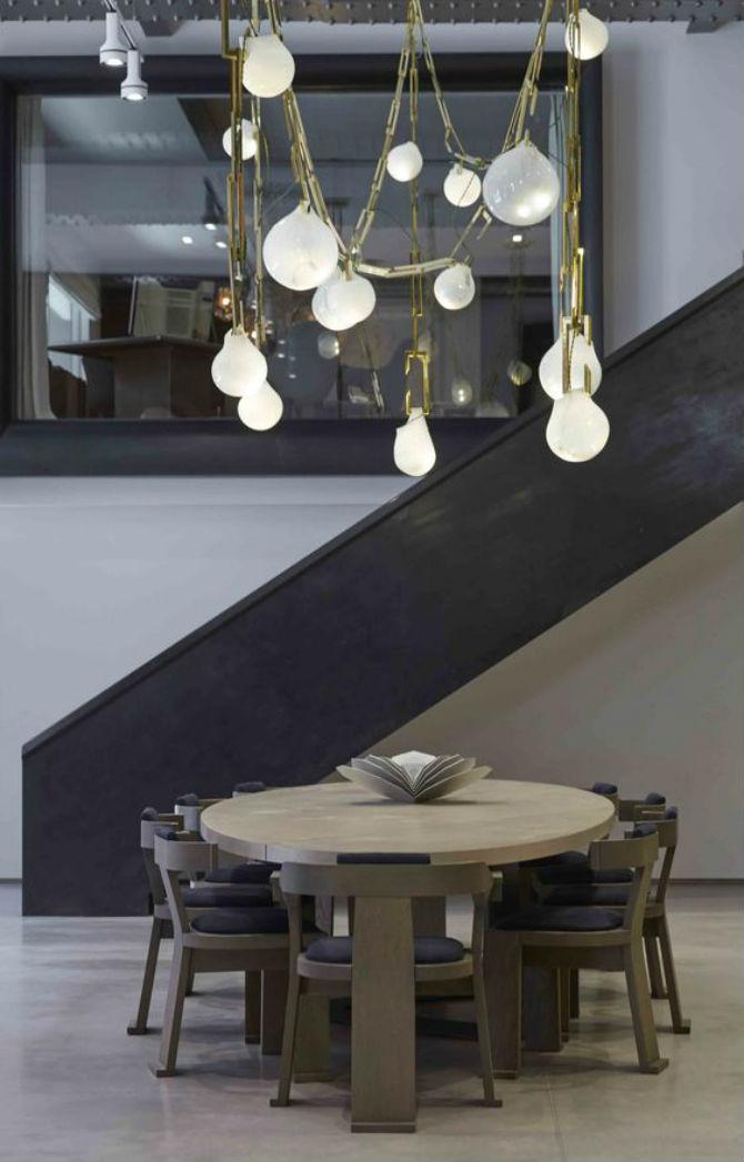 7 Dazzling Dining Room table By Fiona Barratt Interiors
