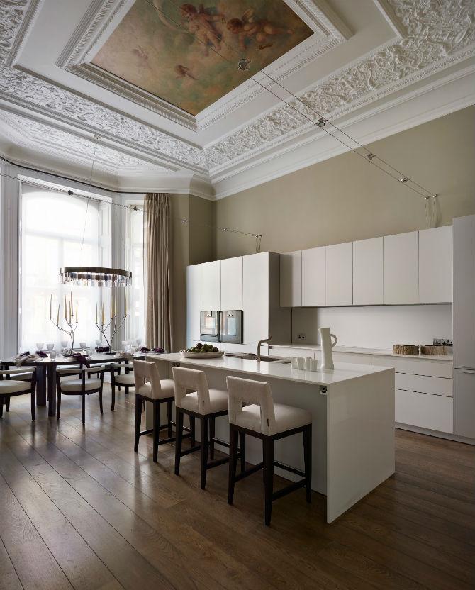 7 Dazzling Dining Room Ideas By Fiona Barratt Interiors