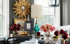 7 Wonderful Dining Room Mirrors That You Will Covet
