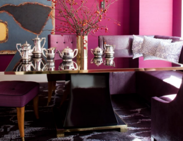 Get Inspired By These Bright Dining Room Ideas By Amanda Nisbet