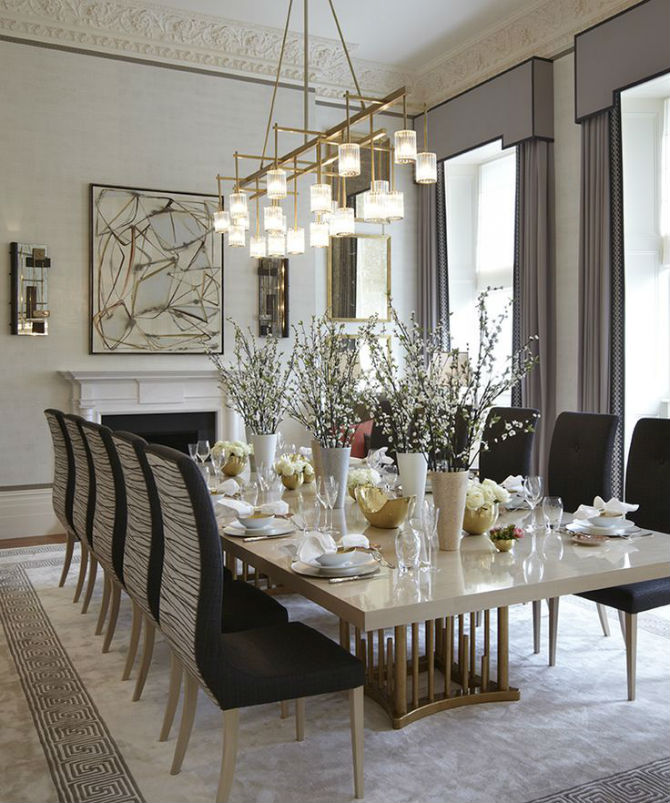 Dining Room Projects dining room projects The 6 Most Inspiring Dining Room Projects Luxury Dining Room Ideas That Will Amaze You 4