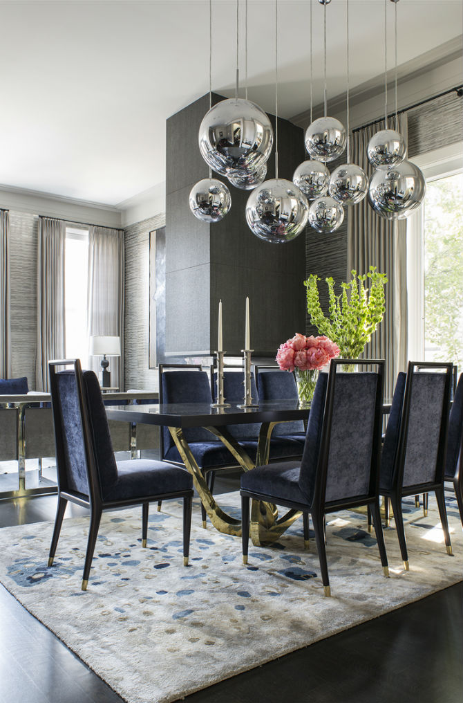 Dining Room Projects dining room projects The 6 Most Inspiring Dining Room Projects Luxury Dining Room Ideas That Will Amaze You 7