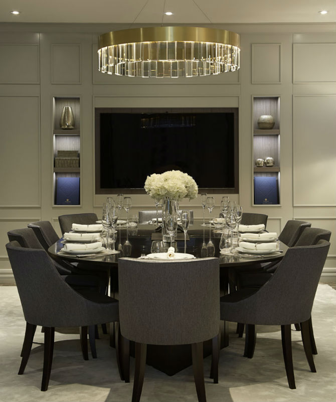 Dining Room Projects dining room projects The 6 Most Inspiring Dining Room Projects Luxury Dining Room Ideas That Will Amaze You