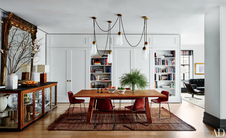 Top 5 Outstanding Open Spaced Dining Room Ideas dining room ideas Top 5 Outstanding Open Spaced Dining Room Ideas Sleek Dining Room Table Ideas You Will Want To Steal 6