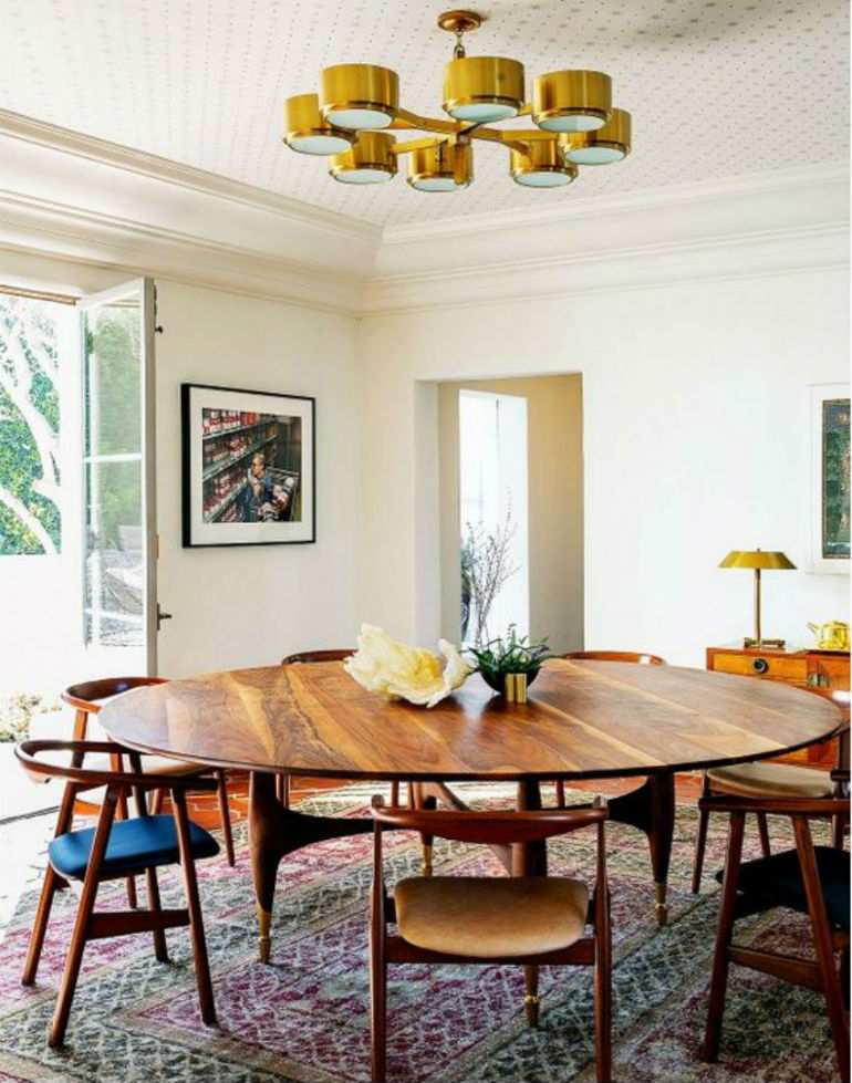 The Best Dining Room Sets For Mid Century Design Lovers dining room sets The Best Dining Room Sets For Mid Century Design Lovers The Best Dining Room Sets For Mid Century Design Lovers 6