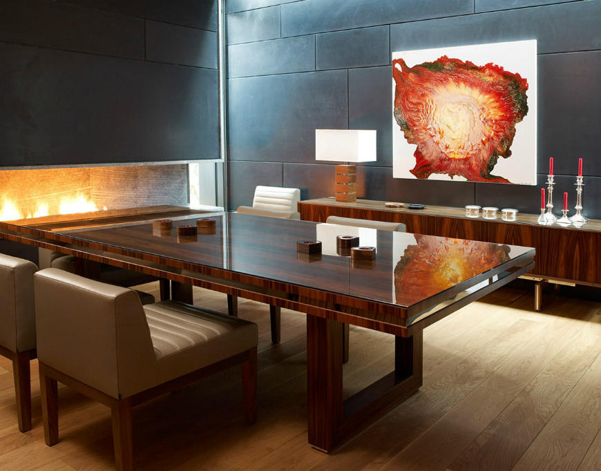 The most beautiful dining room decoration ideas by david for Beautiful dining room ideas