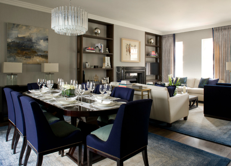 The Most Stunning Dining Room Sets By London Interior Designers dining room ideas The Most Stunning Dining Room Ideas By London Interior Designers The Most Stunning Dining Room Ideas By London Interior Designers 2 1