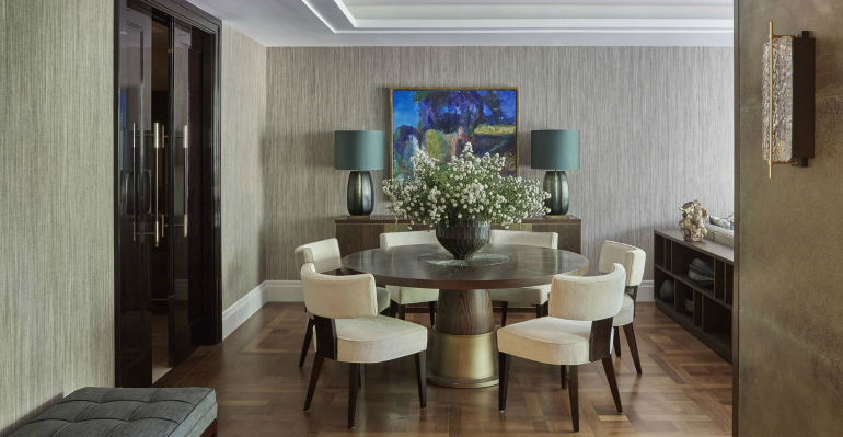 The Most Stunning Dining Room Ideas By London Interior Designers dining room ideas The Most Stunning Dining Room Ideas By London Interior Designers The Most Stunning Dining Room Ideas By London Interior Designers 8