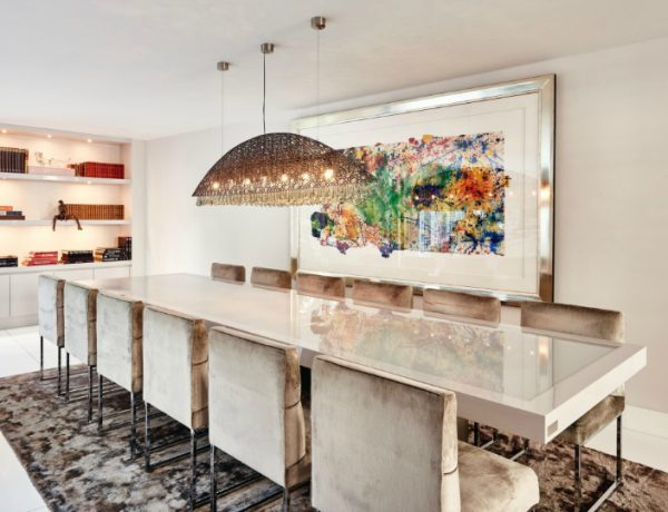 10 Inspiring & Luxurious Dining Room Ideas By Eric Kuster