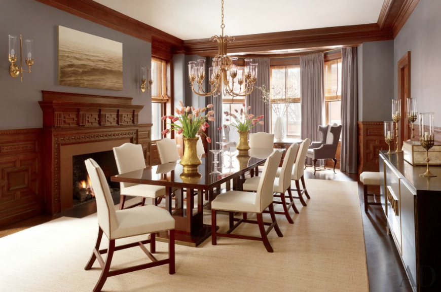10 Sleek Wooden Dining Table Ideas That You Will Covet wooden dining table ideas 10 Sleek Wooden Dining Table Ideas That You Will Covet 10 Sleek Wooden Dining Table Ideas That You Will Covet 8