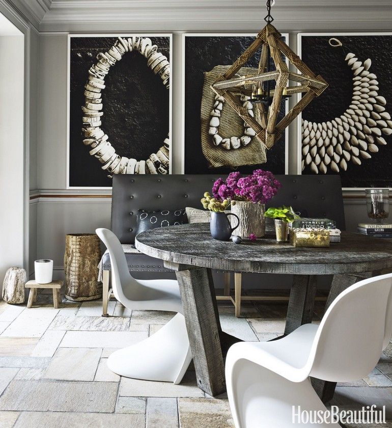 dining room ideas with Tribal patterns dining room ideas 100 dining room ideas that will make a stunning statement - part I 100 dining room ideas that will make a stunish statement part I 6