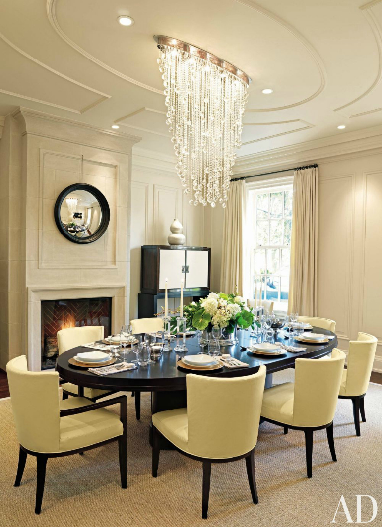 10 Ways A Black Dining Room Table Will Spruce Up Your Space dining room table 10 Ways A Black Dining Room Table Will Spruce Up Your Space 7 Ways A Black Dining Room Table Will Spruce Up Your Space 2