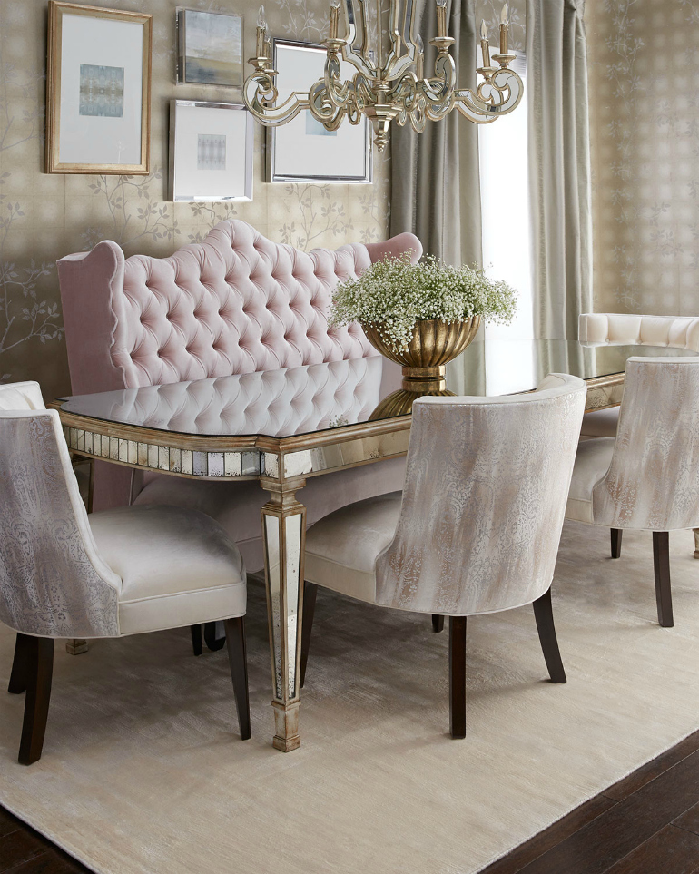 The Most Dazzling Mirrored Dining Room Table Ideas That You Will Covet dining room table The Most Dazzling Mirrored Dining Room Table Ideas That You Will Covet The Most Dazzling Mirrored Dining Room Table Ideas That You Will Covet 2