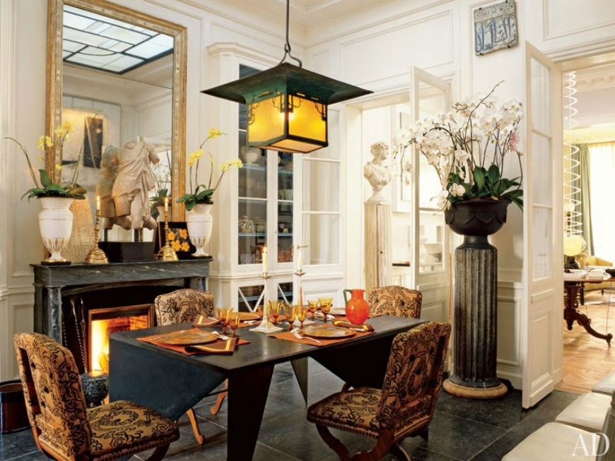 10 dining room ideas from Architectural Digest dining room ideas 10 Dining Room Ideas from Architectural Digest ad1
