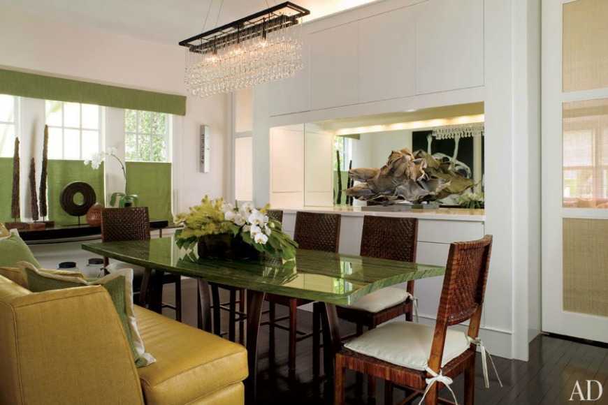 10 dining room ideas from Architectural Digest
