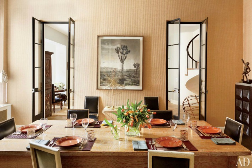 10 dining room ideas from Architectural Digest dining room ideas 10 Dining Room Ideas from Architectural Digest ad3