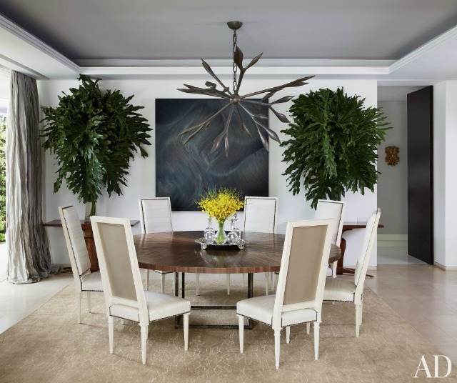 How To Make A Statement In Your Dining Room Ideas dining room design How To Make A Statement In Your Dining Room Design dining room design 6