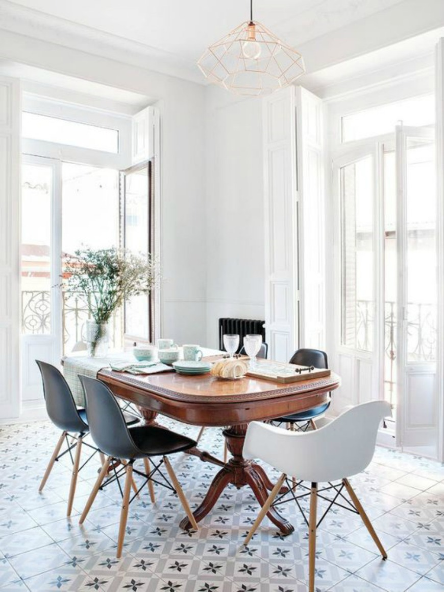 10 dining rooms from Elle Decor dining room ideas 10 dining room ideas from Elle Decor elle1