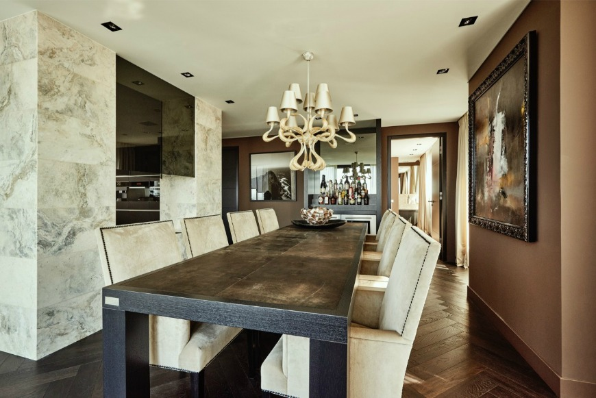 5 Incredibly Luxurious Dining Chairs By Eric Kuster