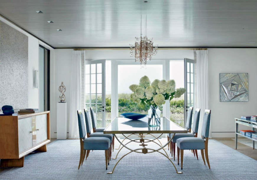 7 More Unique Chairs That Will Transform Your Space dining room chairs 7 More Unique Dining Room Chairs That Will Transform Your Space kede4 1