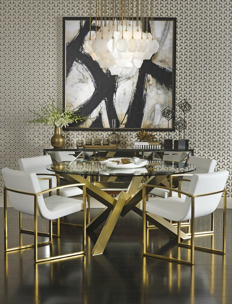 10 Dining Room Sets With Smashing Gold Appointments dining room sets 10 Dining Room Sets With Smashing Gold Appointments 10 Dining Room Sets With Smashing Gold Appointments 7