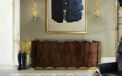 10 Sophisticated Dining Room Sideboard Designs You Will Covet