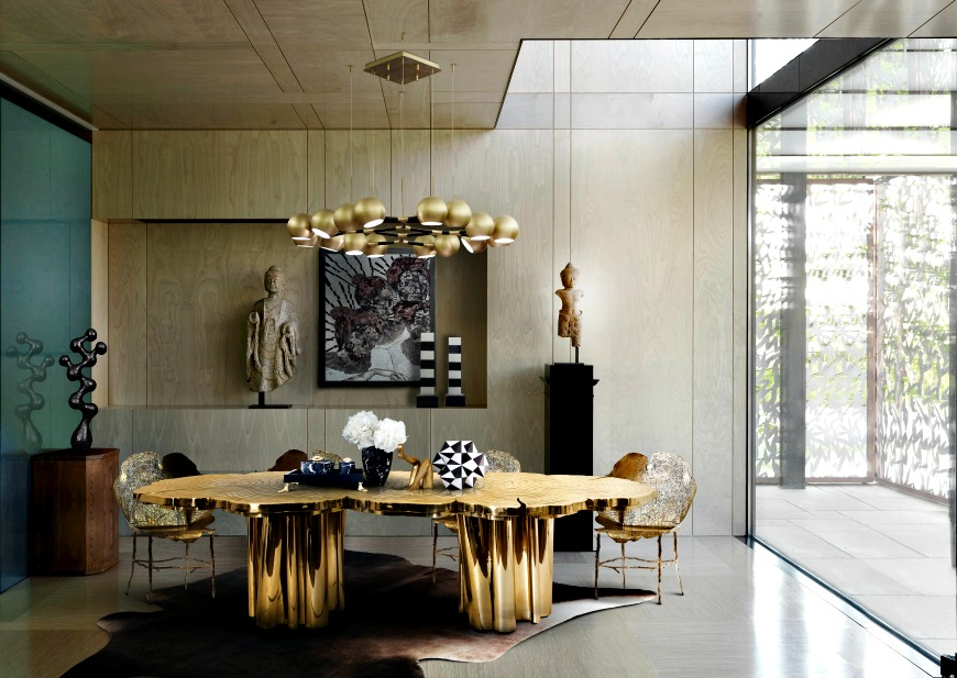 5 Outstanding Dining Room Tables with Boca do Lobo Signature dining room tables 5 Outstanding Dining Room Tables with Boca do Lobo Signature 5 Outstanding Dining Room Tables with Boca do Lobo Signature3