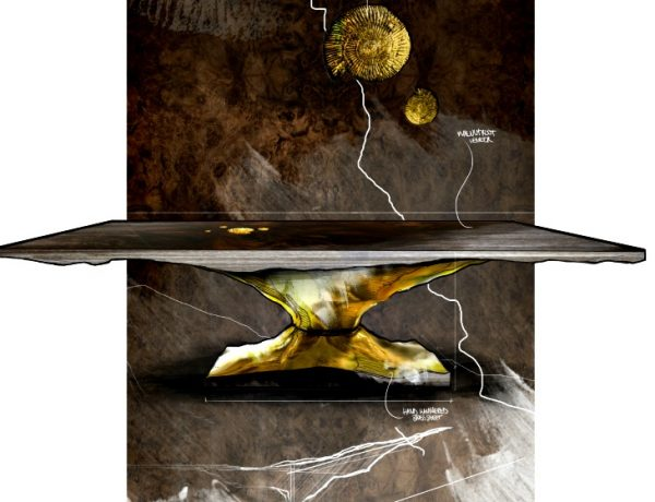 5 Outstanding Dining Room Tables with Boca do Lobo Signature
