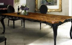 Amazing Interiors with Large Dining Room Tables