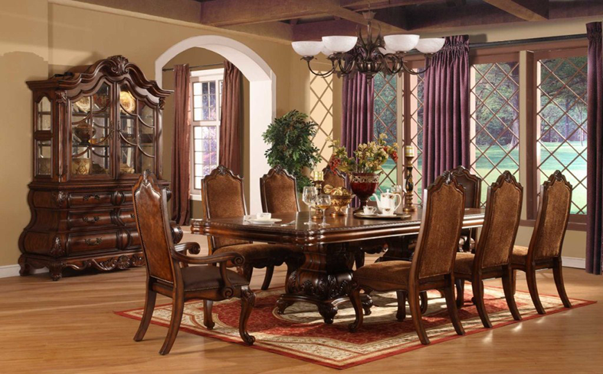 How to Decorate Dining Room Sets with Dramatic Feel dining room sets How to Decorate Dining Room Sets with Dramatic Feel How to Decorate Dining Room Sets with Dramatic Feel 5
