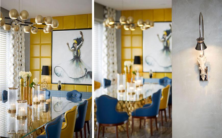 Inspiring Dining Room Sets from Nikki B Interiors