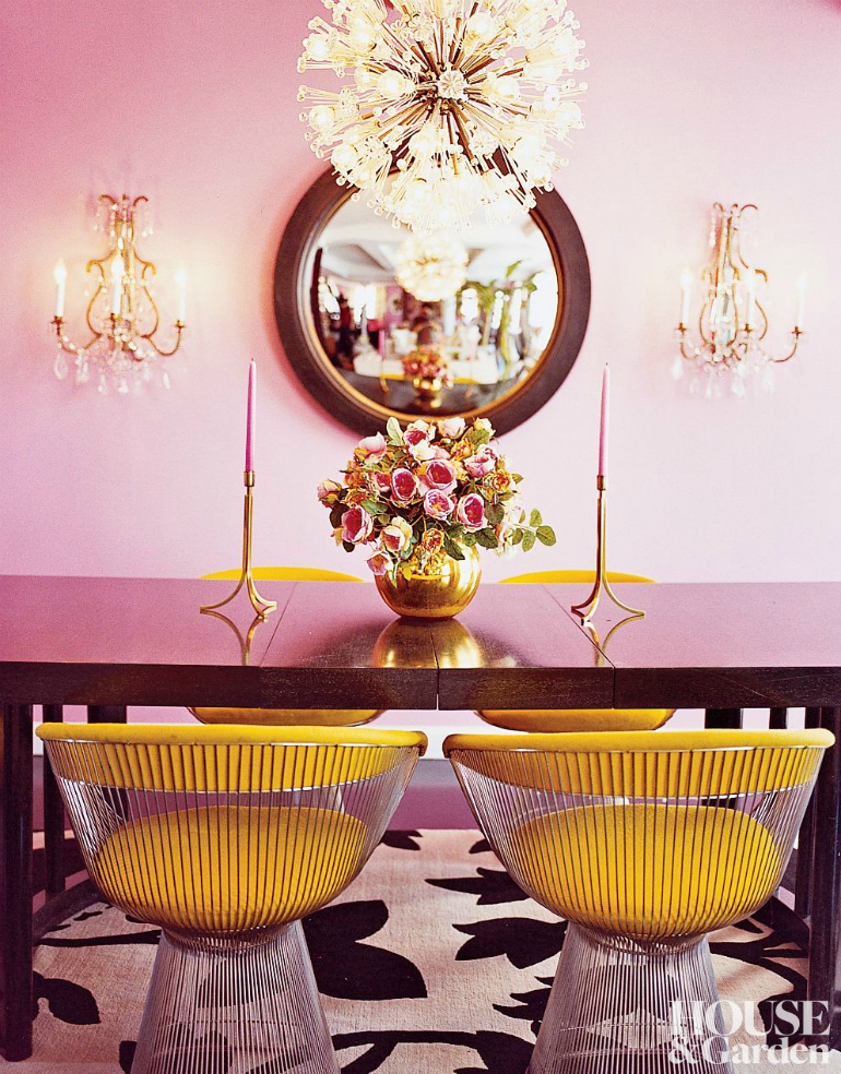 Wonderful Dining Room Designs With Yellow For This Autumn Dining Room Design Wonderful Dining Room Design With Yellow For This Autumn The Best Dining Room Ideas from Wonderful Apartments In Paris 1