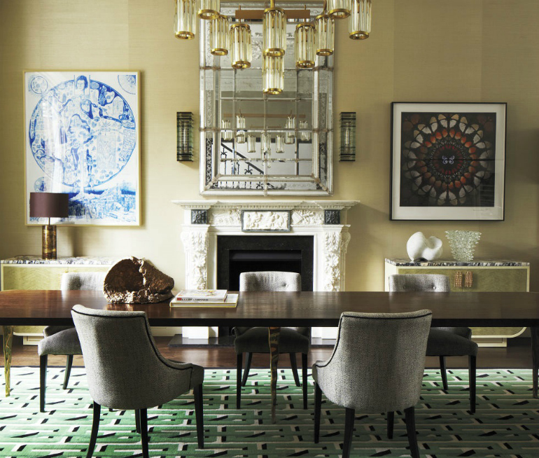 The Most Stunning Dining Room Sets In London To Copy dining room sets The Most Stunning Dining Room Sets In London To Copy The Most Stunning Dining Room Sets In London 6