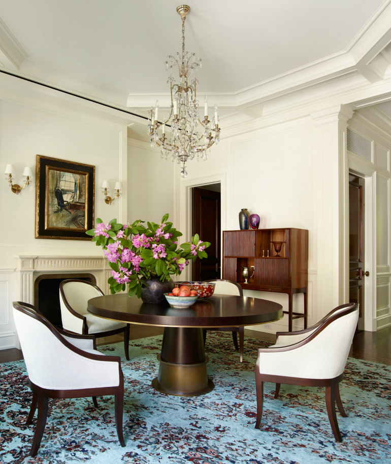 Room Furniture Nyc: The Most Stunning Dining Room Sets In New York To Copy