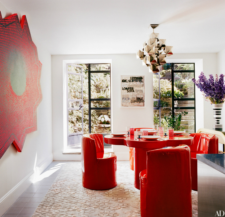 The Most Stunning Dining Room Ideas In New York To Copy Sets