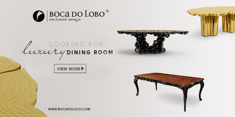 5 Outstanding Dining Room Table with Boca do Lobo Signature dining room tables 5 Outstanding Dining Room Tables with Boca do Lobo Signature bl dining tables 800 1
