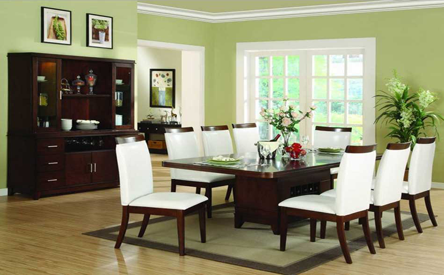 10 Best Colours for Your Dining Room as Chosen by Famous Designers dining room furniture 10 Colours for Your Dining Room Furniture Chosen by Famous Designers 10 Best Colours for Your Dining Room as Chosen by Famous Designers