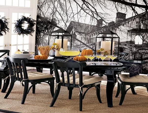 Best Legal Dining Room Table Centerpiece Halloween decor